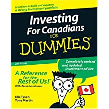 Investing for Canadians for Dummies, 2nd Edition