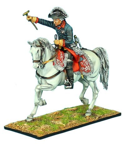 First Legion SYW021 Frederick the Great - King of - Prussia Of Kings