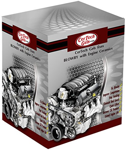 CerTech Gels Heavy Duty Truck Engine Repair Gels by CerTech Gels