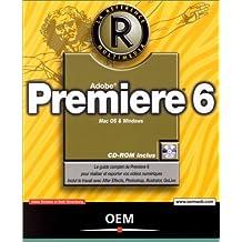 PREMIÈRE 6 (ET CD-ROM)