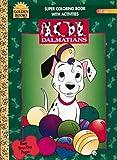 101 Dalmatians Christmas, Golden Books, 0307085406