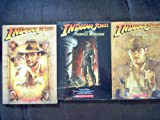 Indiana Jones: 3 Volumes: Last Crusade & Raiders of the Lost Ark & Temple of Doom