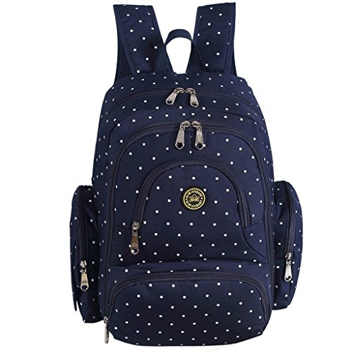 QiMiaoBaBy Organizer Waterproof Backpack Changing product image