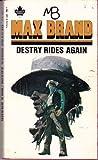 Destry rides Again, Max brand, 0671550845