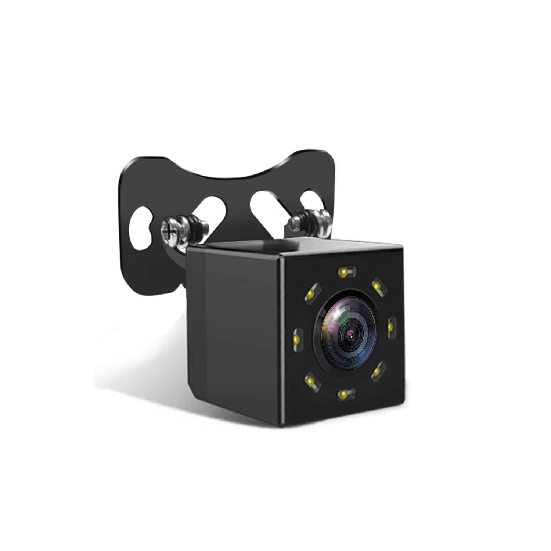 Peizeen Backup Camera M5 Mini RV. Suitable for 12V Wired Screen Pickup,Mini Trucks Waterproof Reversing Camera SUV HD 8 Night Vision Rear View Camera Mini Bus Suitable for Cars