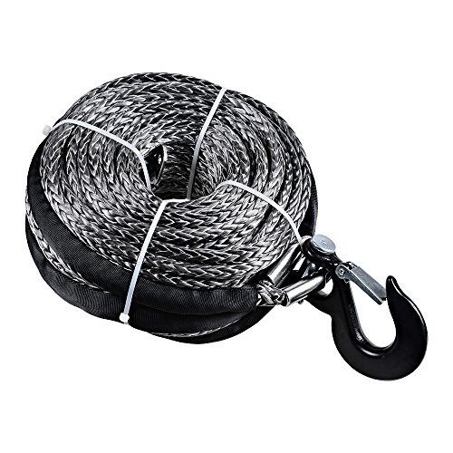 astra-depot-95ft-x-3-8-synthetic-winch-rope-cable-20500lbs-wiht-hook-for-atv-utv-jeep-truck-boat-kfi