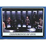 Star Wars Rogue One Mission Briefing Blue Base Card #29 Conference of Evil