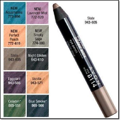 Avon Big Color Eye Pencil Lavender Mist - Eye Color Glide Pencil