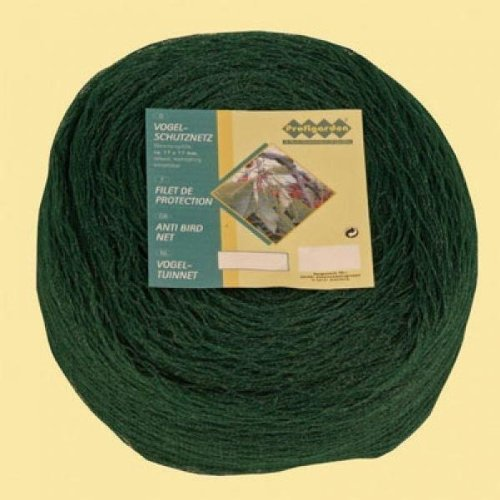 Teichnetz, Teichabdecknetz ca. 2 x 3 m, grün grün