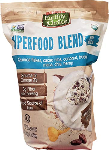 Earthly Choice Organic Maca Superfood Blend 48 Oz, 48 oz