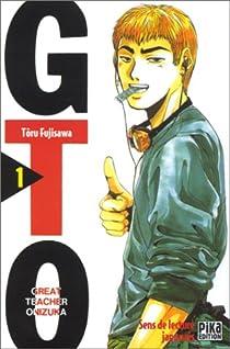 GTO (Great Teacher Onizuka), tome 1 par Fujisawa
