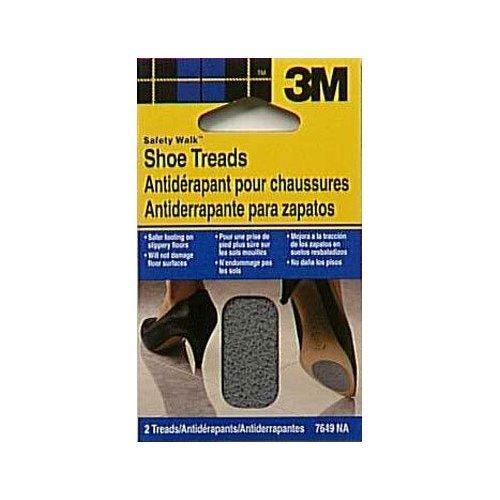 3m Shoe Treads Gray Wood Finishing Basics Card Of 2