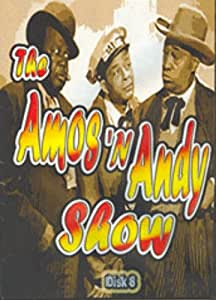 The Amos & Andy Show - Disk 8 - 5 Episodes on DVD