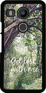 Funda para Google Nexus 5X (LG) - Perderse En El Bosque by Tara Yarte Photography & Design