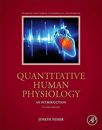 quantitative human physiology second edition an introduction rh amazon com quantitative human physiology feher solutions manual quantitative human physiology an introduction solution manual