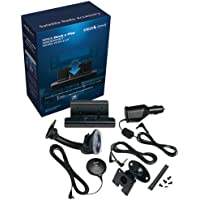 1 - Sirius(R) Universal Dock & Play Vehicle Kit with PowerConnect(R), Complete vehicle kit to use Sirius(R) dock & play radios in an additional vehicle, Stereo audio output to connect to vehicle audio system, SADV2