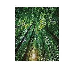 Amazon.com: C COABALLA Retro Poster Decor Comfortable Duvet ...