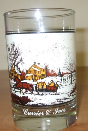 currier-ives-american-farm-in-the-winter-arbys-collector-series-glass-tumble