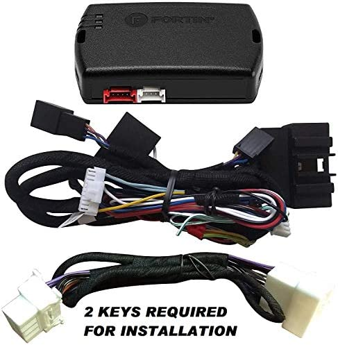 NEW OEM 2011-2014 F-150 Flex Remote Start Key FOB Kit Edge 11-16 Super Duty