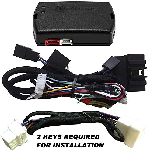 Start-X Remote Starter Kit for Ford F-150 11-14 || F-250 11-16 || F-350 11-16 || F-450 11-16 || F-550 11-16 || Focus 12-15 || C-MAX 13-18 || Edge 11-14 || Escape 13-16 || Expedition 15-17 || Explorer