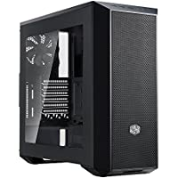 Cooler Master MasterBox 5 ATX / E-ATX Mid Tower Computer Case Chassis (Black)