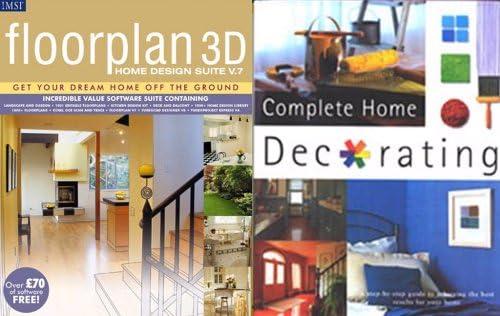 Floorplan 3d Home Design Suite V 7 Free Complete Home Decorating Book Amazon Co Uk Software