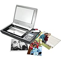 Flip-Pal mobile scanner with 4GB SD card and USB adapter. EasyStitch and StoryScans talking images software