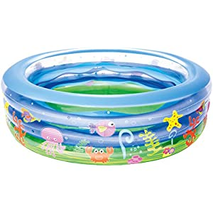 Best Way 6942138930849 Piscina Onda d'Estate A 3 Anelli Cm 196X53 522, 1.96 cm x 53 cm 517TZn4MplL. SS300