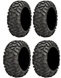 Full set of Maxxis BigHorn Radial 29x9-14 and 29x11-14 ATV Tires (4)