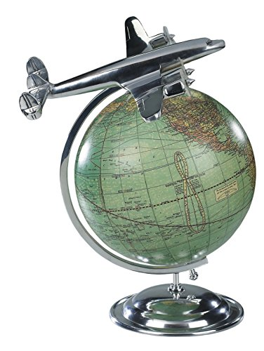airplane-and-globe-model-on-top-of-the-world
