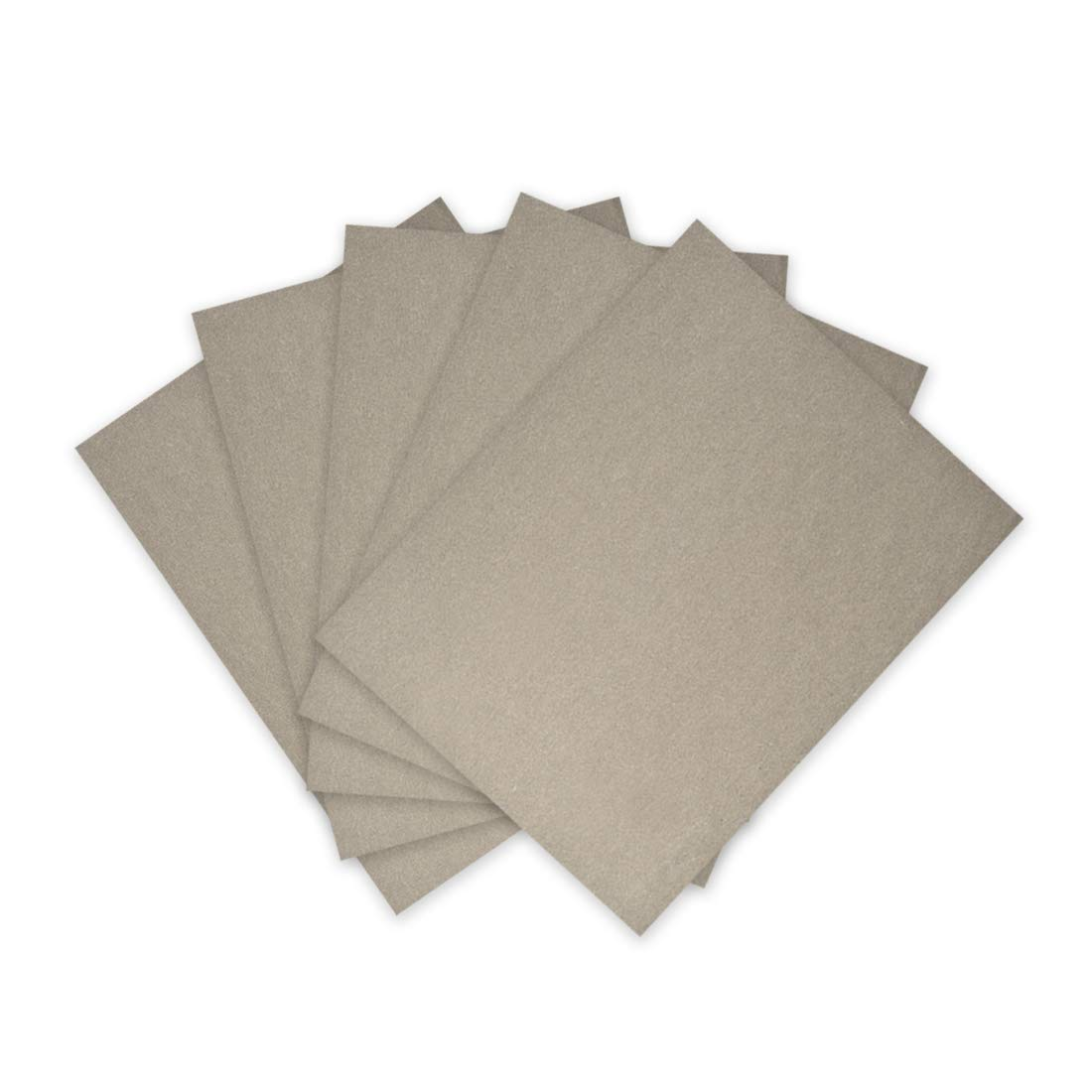 5pcs 10000 Grains Assortment of wet dry waterproof sandpaper 9 inches X 11 inches Sheets of abrasive paper for wood furniture Metal Polished automotive
