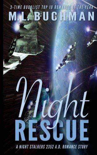 book cover of Night Rescue