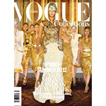 VOGUE Paris Collections magazine. #13. Spring-Summer 2012.