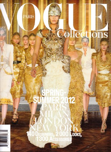 VOGUE Paris Collections magazine. #13. Spring-Summer 2012. (Collection Girl Sporty)