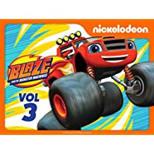 Blaze and the Monster Machines Volume 3