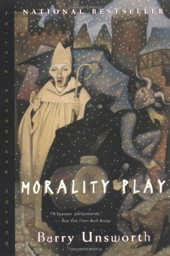 Morality Play (Norton Paperback Fiction)