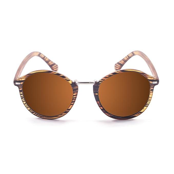 Paloalto Sunglasses P10305.7 Lunette de Soleil Mixte Adulte, Marron