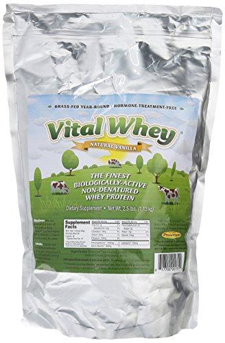 Vital Whey Natural Vanilla 2 5lb