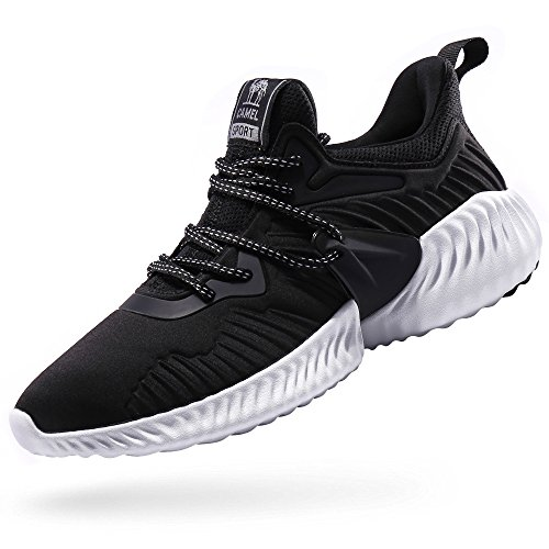 Camel Men's/Women Trail Running Shoes Cushion Walking Casual Fashion Non-Slip Sneakers