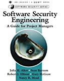 img - for Software Security Engineering: A Guide for Project Managers book / textbook / text book