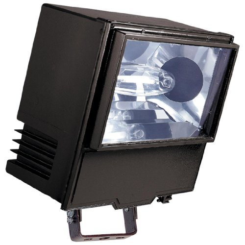 Lumark WS40 Warrior Floodlight, 400W, HPS Multi-Tap Trunn...