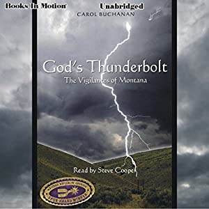 God's Thunderbolt: Audiobook