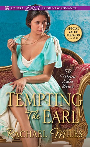 (Tempting the Earl (The Muses' Salon Series))
