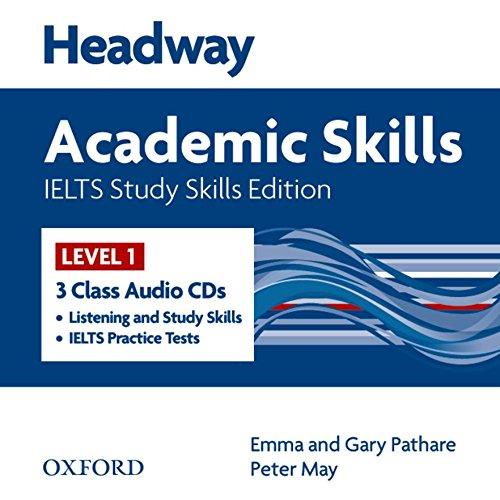 Headway Academic Skills IELTS Study Skills Edition: Class Audio CDs pdf epub