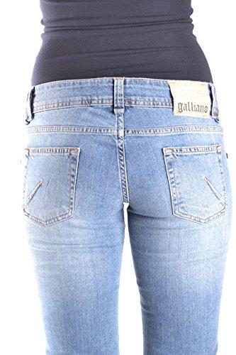 Galliano Mujer MCBI130046O Azul Algodon Jeans