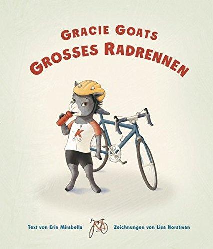 Gracie Goats großes Radrennen