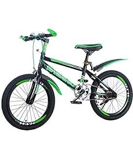 Amazon.com: Aon-MX - Bicicleta de montaña para niños 18/20 ...