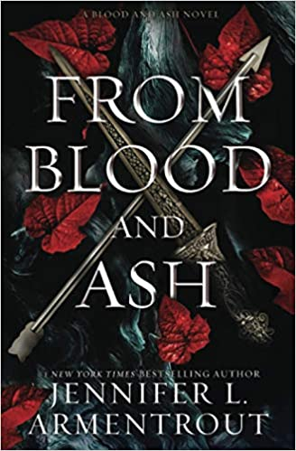Review: FROM BLOOD AND ASH by Jennifer L Armentrout