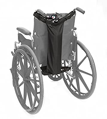 AdirMed Oxygen Cylinder Bag for Wheelchairs (D & E Cylinders)