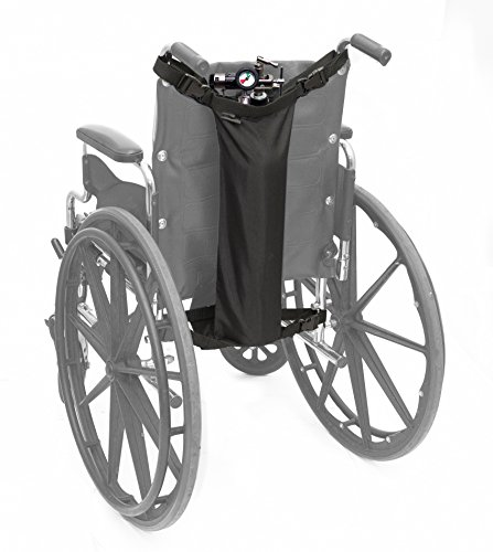 (AdirMed Oxygen Cylinder Bag for Wheelchairs (D & E)
